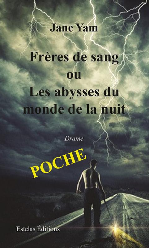 Frères de Sang ou Les Abysses du Monde de la Nuit (Jane Yam) POCHE