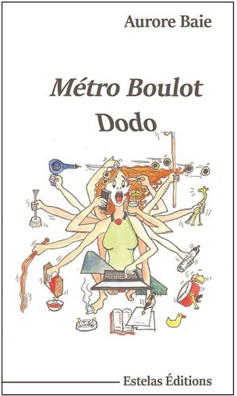 Métro Boulot Dodo (Aurore Baie)